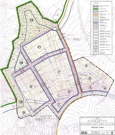 Územný plán Staré Grunty, Bratislava