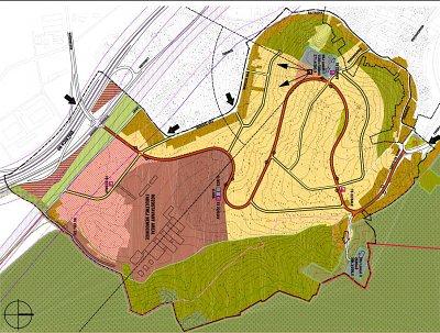 Územný plán Lamač ZEČÁK, Bratislava