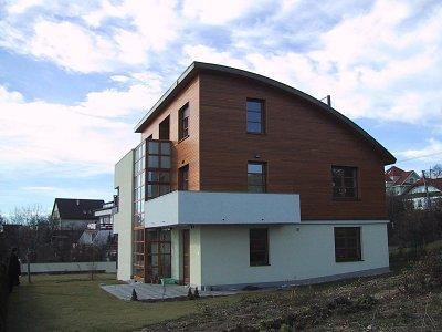 Rodinný dom Čremchová ulica, Koliba