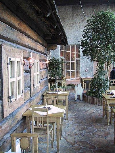 AUPARK- Slovenská Reštaurácia