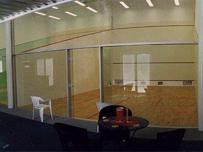 Squashové centrum Pionierska ulica, Bratislava