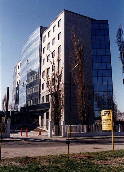 Administratívna budova SPP, Bratislava