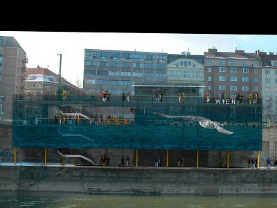 Shifstation Wien- Prístav Viedeň