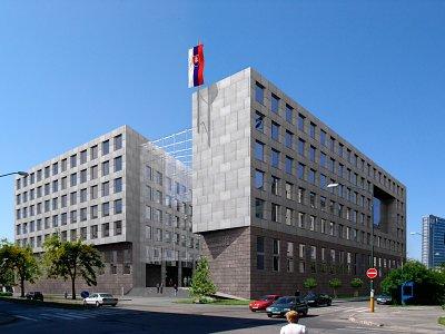 Administratívna budova Ministerstva Spravodlivosti SR, Bratislava