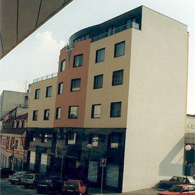 Polyfunkčná budova Drevená ulica, Bratislava
